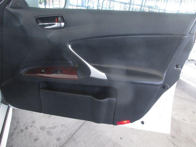 2008 Lexus IS 250 Gardena, California 13