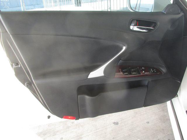 2008 Lexus IS 250 Gardena, California 9