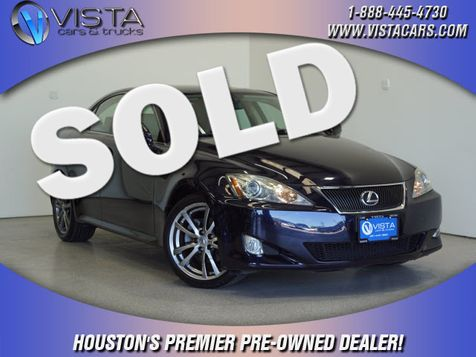 2008 Lexus IS 250 Base in Houston, Texas