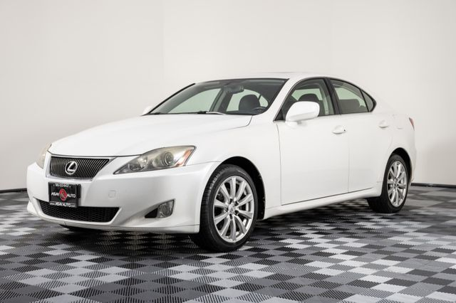 2008 Lexus IS 250 IS 250 AWD 6-Speed Sequential