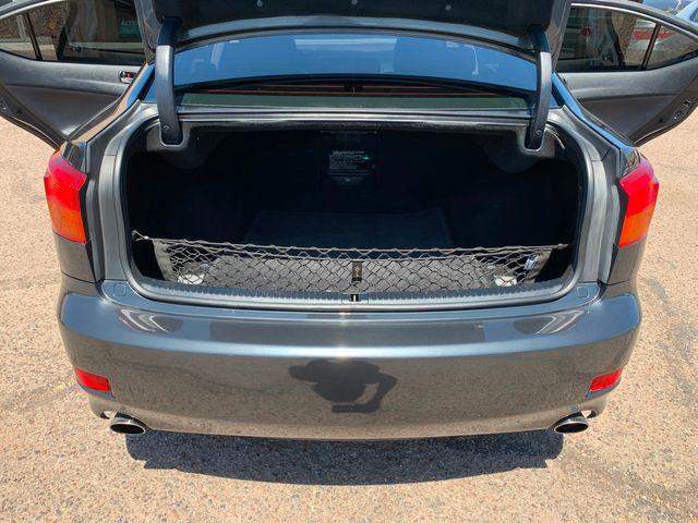 2008 Lexus IS 250 3 MONTH/3,000 MILE NATIONAL POWERTRAIN WARRANTY Mesa, Arizona 11