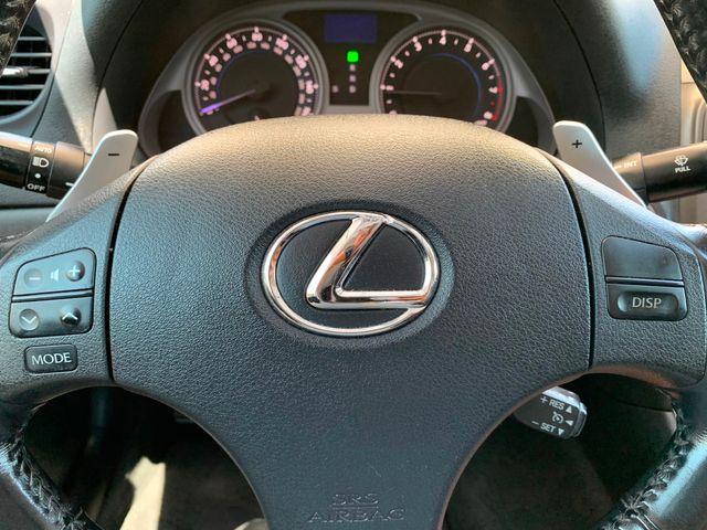 2008 Lexus IS 250 3 MONTH/3,000 MILE NATIONAL POWERTRAIN WARRANTY Mesa, Arizona 16