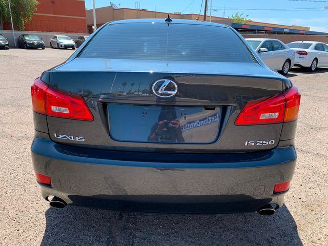 2008 Lexus IS 250 3 MONTH/3,000 MILE NATIONAL POWERTRAIN WARRANTY Mesa, Arizona 3