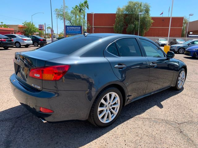 2008 Lexus IS 250 3 MONTH/3,000 MILE NATIONAL POWERTRAIN WARRANTY Mesa, Arizona 4