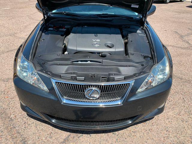 2008 Lexus IS 250 3 MONTH/3,000 MILE NATIONAL POWERTRAIN WARRANTY Mesa, Arizona 8