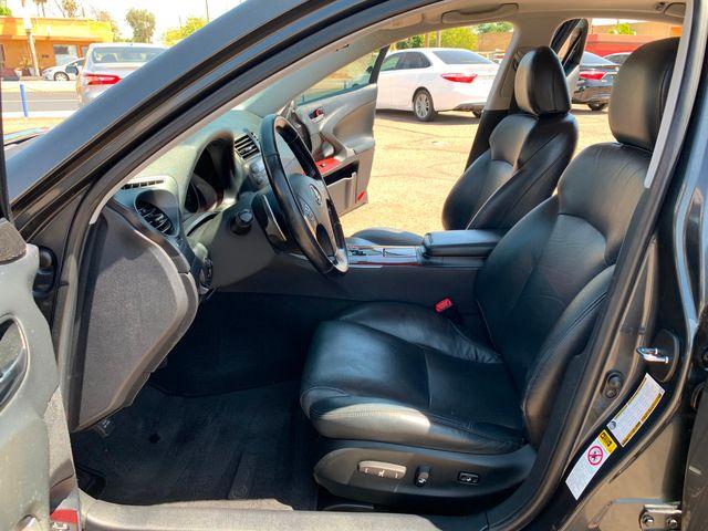 2008 Lexus IS 250 3 MONTH/3,000 MILE NATIONAL POWERTRAIN WARRANTY Mesa, Arizona 9