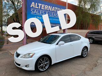 2008 Lexus IS 250 3 MONTH/3,000 MILE NATIONAL POWERTRAIN WARRANTY Mesa, Arizona
