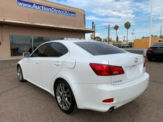 2008 Lexus IS 250 3 MONTH/3,000 MILE NATIONAL POWERTRAIN WARRANTY Mesa, Arizona 2