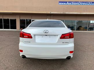 2008 Lexus IS 250 3 MONTH/3,000 MILE NATIONAL POWERTRAIN WARRANTY Mesa, Arizona 3