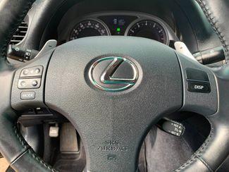2008 Lexus IS 250 3 MONTH/3,000 MILE NATIONAL POWERTRAIN WARRANTY Mesa, Arizona 15