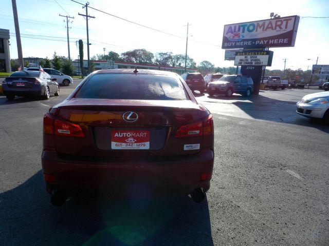 2008 Lexus IS 250 in Nashville, Tennessee 37211