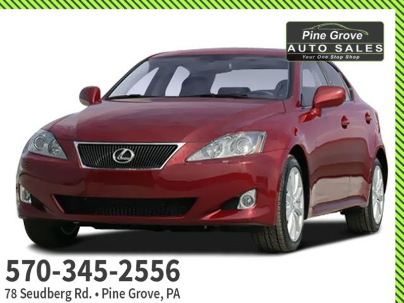 2008 Lexus IS 250  | Pine Grove, PA | Pine Grove Auto Sales in Pine Grove, PA