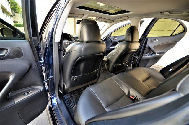 2008 Lexus IS 250 Reseda, CA 7