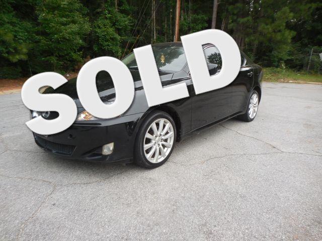 2008 Lexus IS 250 Snellville , GA