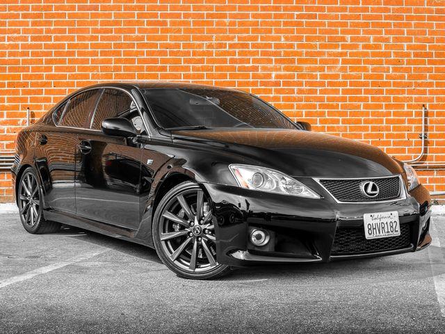 2008 Lexus IS F Burbank, CA 1