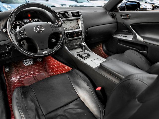 2008 Lexus IS F Burbank, CA 9