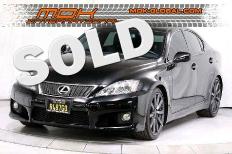 2008 Lexus IS F - Navigation - Mark Levinson - Service Records  in Los Angeles