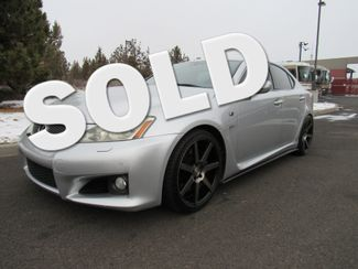 2008 Lexus IS F Sport Sedan Bend, Oregon