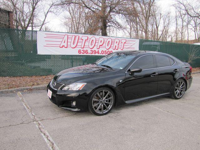 2008 Lexus IS F St. Louis, Missouri 3