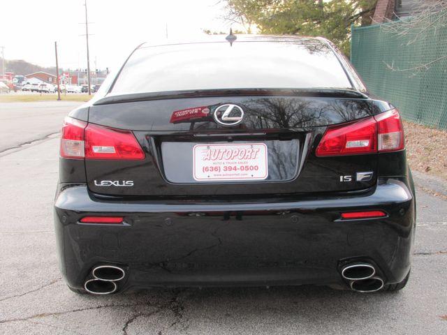 2008 Lexus IS F St. Louis, Missouri 5