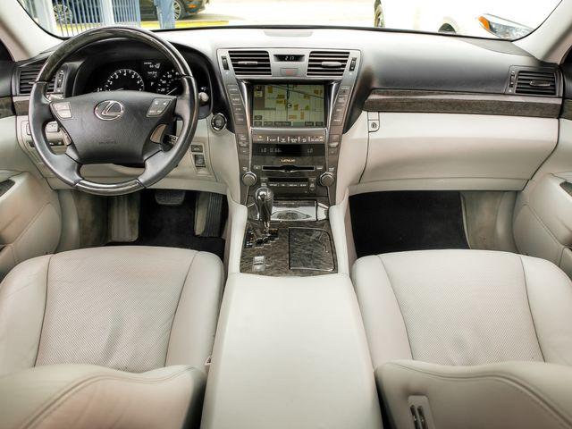 2008 Lexus LS 460 Burbank, CA 8