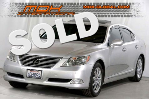 2008 Lexus LS 460 - Mark Levinson sound - Navigation - Cooled seats in Los Angeles