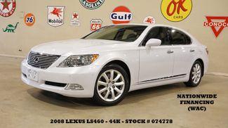 2008 Lexus LS 460 SUNROOF,NAV,BACK-UP,HTD/COOL LTH,44K,WE FINANCE in Carrollton, TX 75006