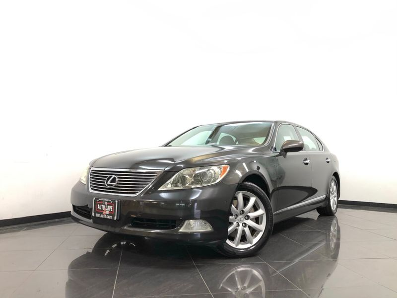 2008 Lexus LS 460 *Affordable Financing* | The Auto Cave in Dallas