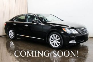 2008 Lexus LS460 w/Navigation, Backup Cam, in Eau Claire, Wisconsin
