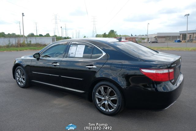 2008 Lexus LS 460 CHROME FACTORY RIMS in Memphis Tennessee, 38115
