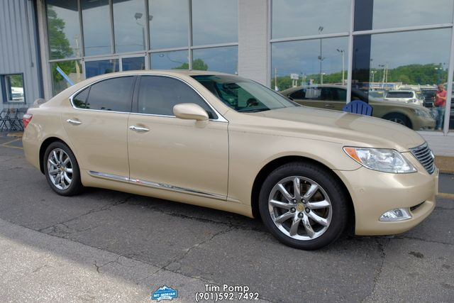 2008 Lexus LS 460 sunroof navigation leather seats