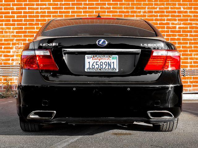2008 Lexus LS 600h L Burbank, CA 3