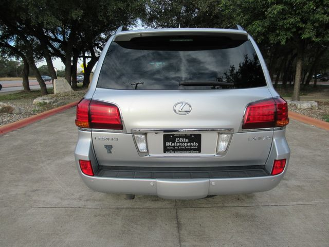 2008 Lexus LX 570 Austin , Texas 4