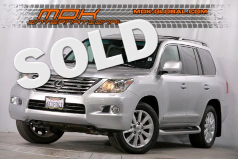 2008 Lexus LX 570 - Navigation - Heated / Cooled seats in Los Angeles