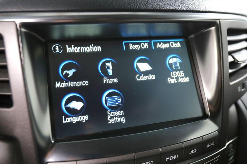 2008 Lexus LX 570 - Navigation - Heated  Cooled seats  city California  MDK International  in Los Angeles, California