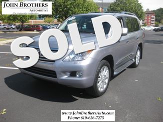 2008 Sold Lexus LX 570 Conshohocken, Pennsylvania 0