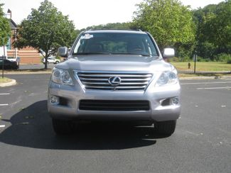 2008 Sold Lexus LX 570 Conshohocken, Pennsylvania 8