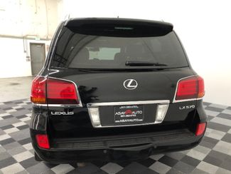 2008 Lexus LX 570 Sport Utility LINDON, UT 9