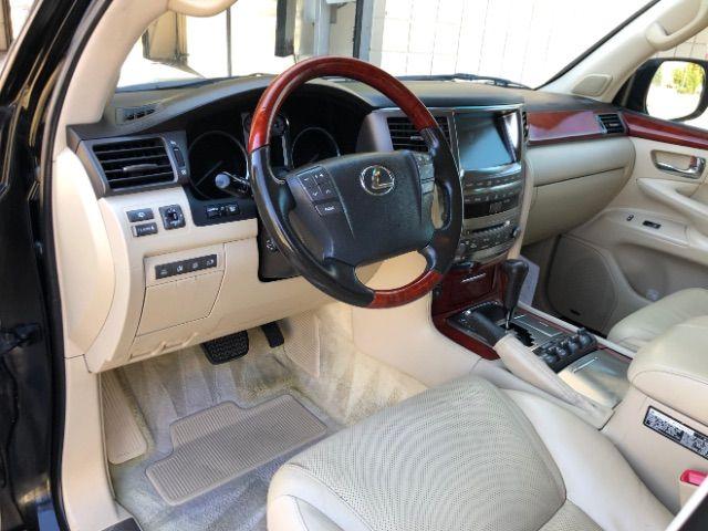 2008 Lexus LX 570 Sport Utility LINDON, UT 14