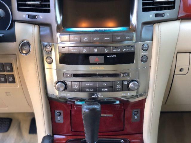 2008 Lexus LX 570 Sport Utility LINDON, UT 37