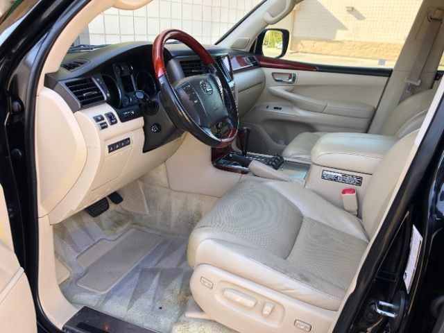2008 Lexus LX 570 Sport Utility LINDON, UT 13