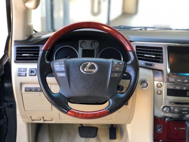 2008 Lexus LX 570 Sport Utility LINDON, UT 35
