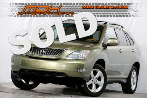 2008 Lexus RX 350 - Navigation - Back up camera - Service records in Los Angeles