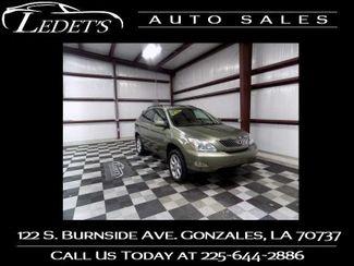 2008 Lexus RX 350 350 - Ledet's Auto Sales Gonzales_state_zip in Gonzales