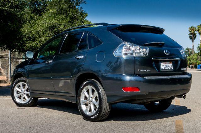 2008 Lexus RX 350  PREMIUM PLUS - NAVI - 120K MILES - HTD STS Reseda, CA 6