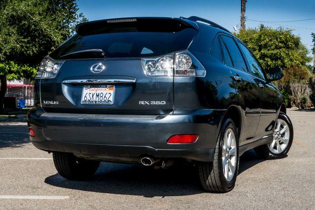 2008 Lexus RX 350  PREMIUM PLUS - NAVI - 120K MILES - HTD STS Reseda, CA 8