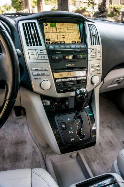 2008 Lexus RX 350  PREMIUM PLUS - NAVI - 120K MILES - HTD STS Reseda, CA 24