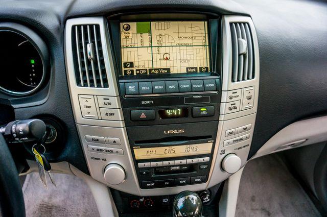 2008 Lexus RX 350  PREMIUM PLUS - NAVI - 120K MILES - HTD STS Reseda, CA 29