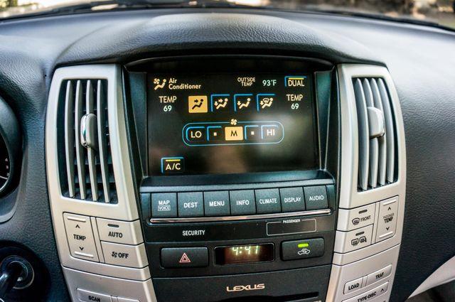 2008 Lexus RX 350  PREMIUM PLUS - NAVI - 120K MILES - HTD STS Reseda, CA 26
