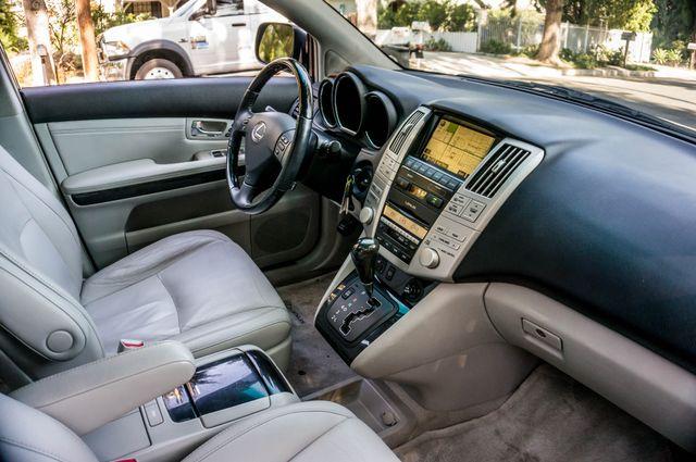 2008 Lexus RX 350  PREMIUM PLUS - NAVI - 120K MILES - HTD STS Reseda, CA 36